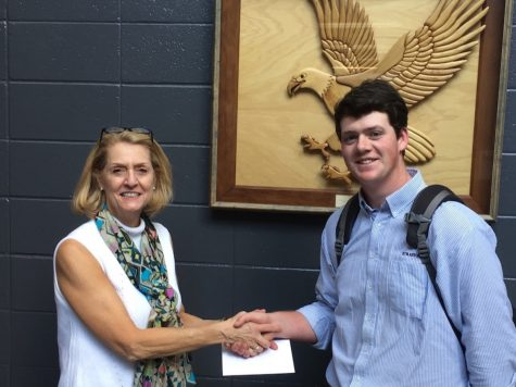Hicks has big plans as new student body president