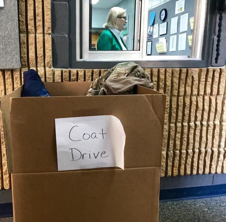 Coat drive wraps up Friday