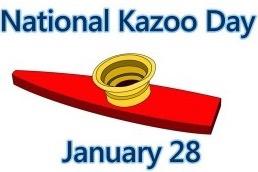 Happy National Kazoo Day