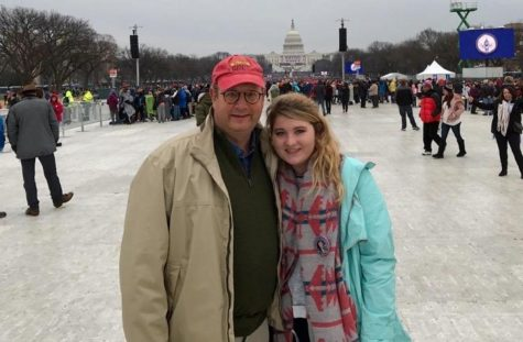 Gazebo staffers attend Presidential Inauguration
