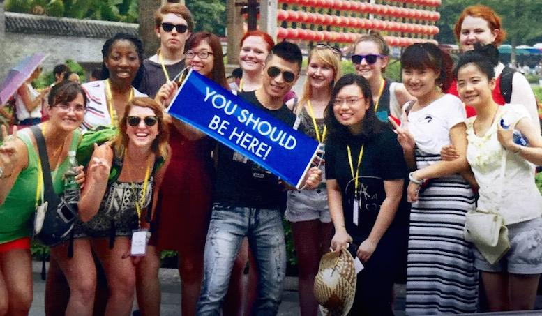 Photo courtesy of Confucius Institute of Wesleyan College