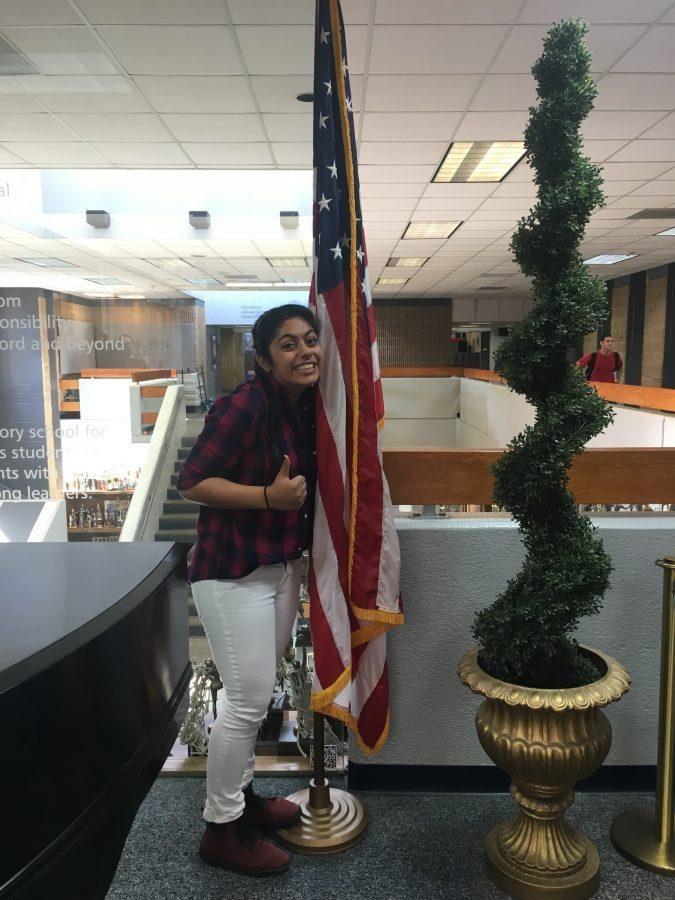 Zainab Siddiqui (Photo by Carly Wanna)