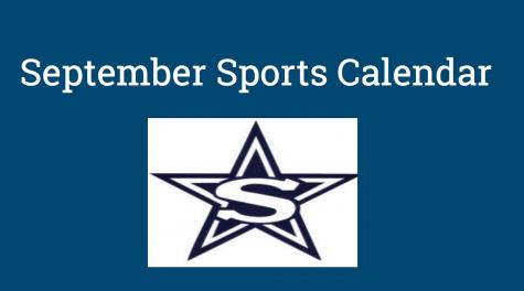 September Sports Calendar