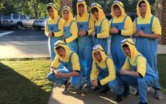 Homecoming Tuesday: A Day In Our Jammies