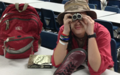 Homecoming Thursday: Doing the Tourist Thing
