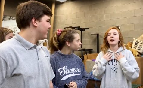Ivy grows on Stratford theatre students