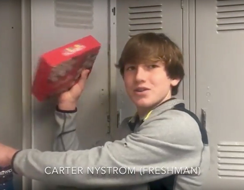Whats in your locker?