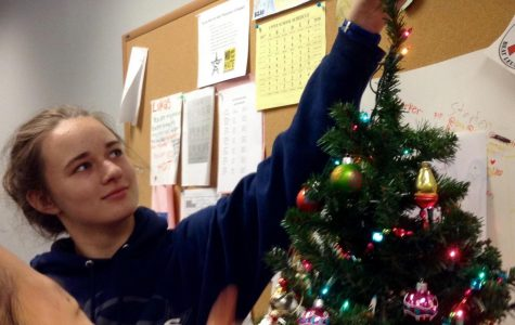WEDNESDAY AT THE ACADEMY: Holiday Edition