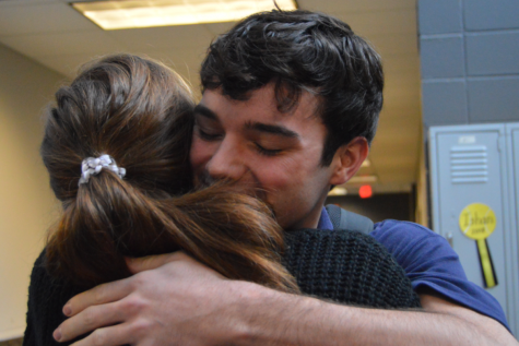 Gazebo Valentine's Day Hug Project