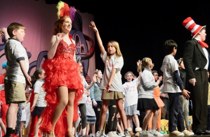 12. Seussical the Musical