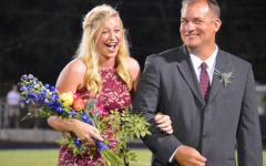 3. Homecoming Queen Tori Dover