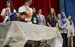 Foreign Language Honors Society inducts students