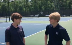 Boys take aim at  state tennis title defense