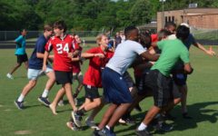 Postcards from Middle School Field Day