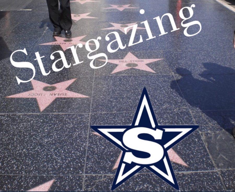 STARGAZING: Ariana Grande