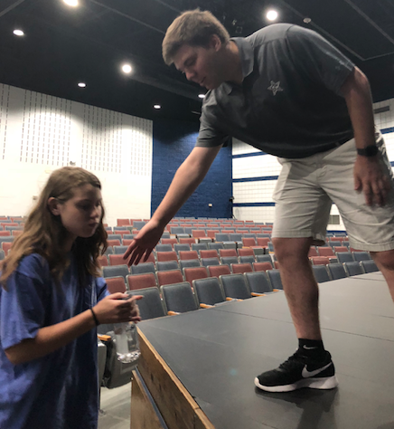 Drama Club raises curtain on monthly meetings
