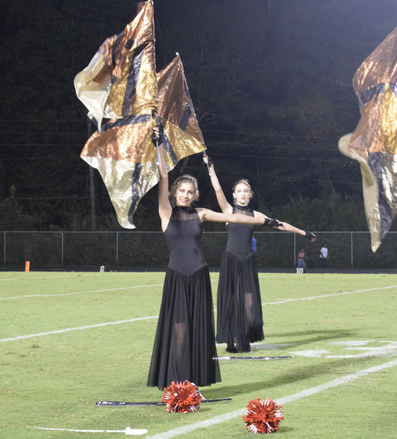 Color my world with color guard