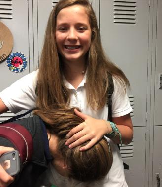 Emily Hunt, freshman