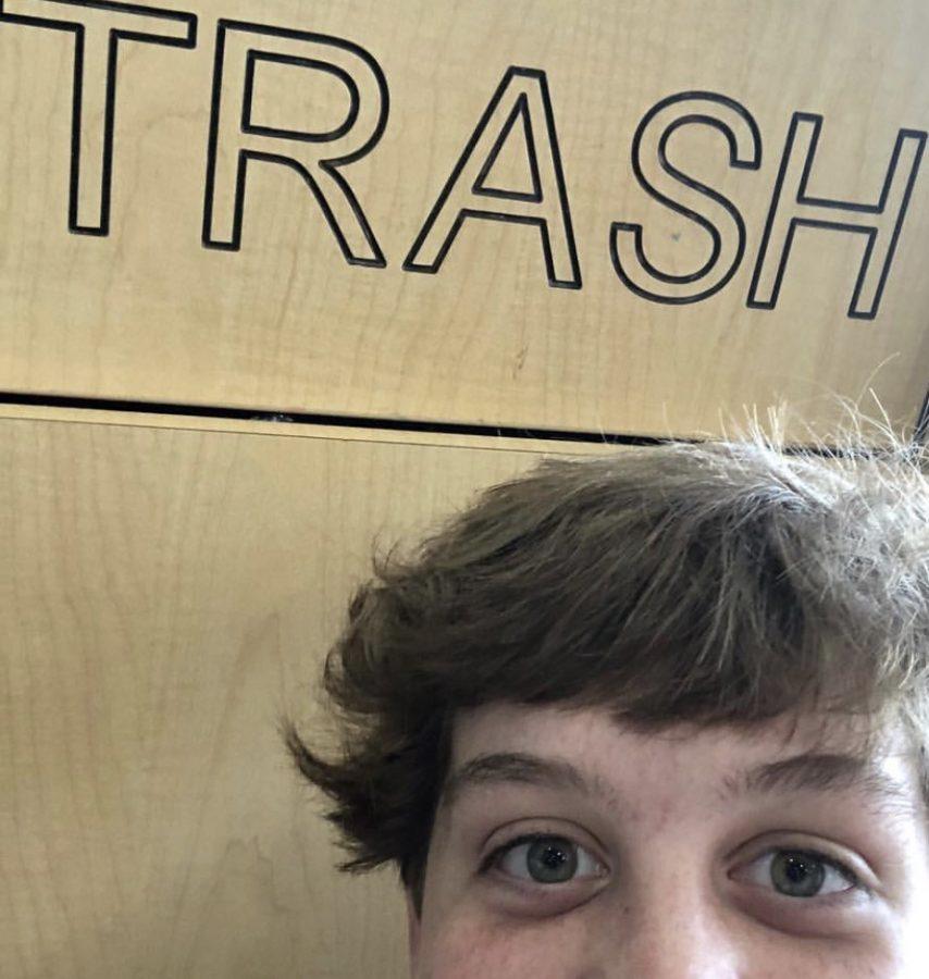 Aaron Perkel, freshman