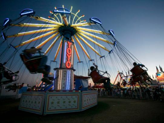 Faves at the fair