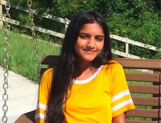 Varnika Guduri, freshmen