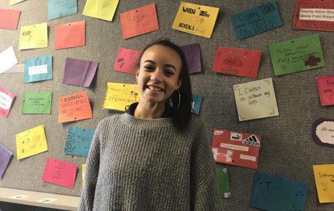 Annika Brooks, sophomore