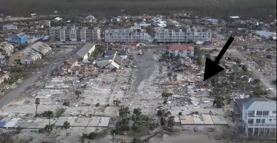 Beach house destroyed, but memories will last forever