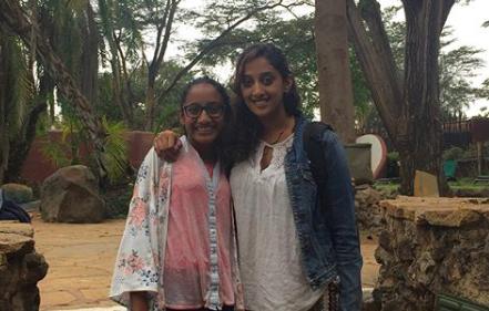 Meghana Vemuri, freshman
