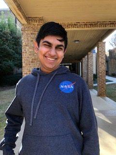 Manav Patel, Sophomore