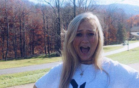 Molly Groves, senior