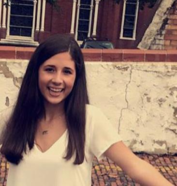 Ellie Fitzgibbons, freshman