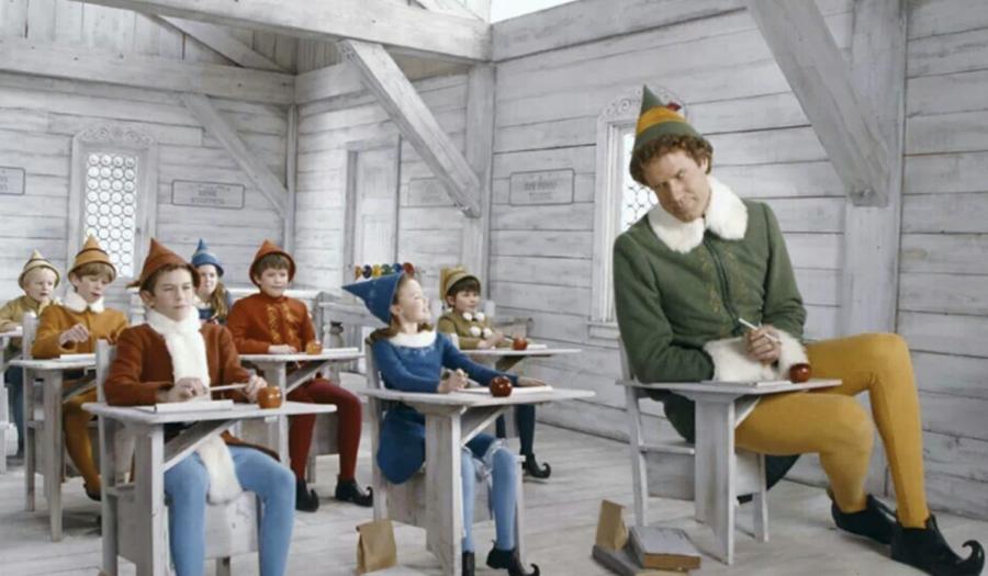 Elf: The Perfect Christmas movie