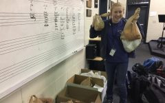 Students get behind Daybreak for winter charity