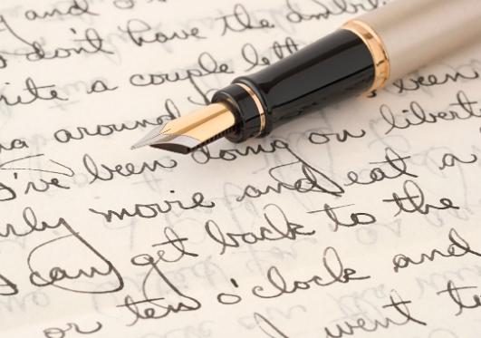 Is handwriting still encouraged?