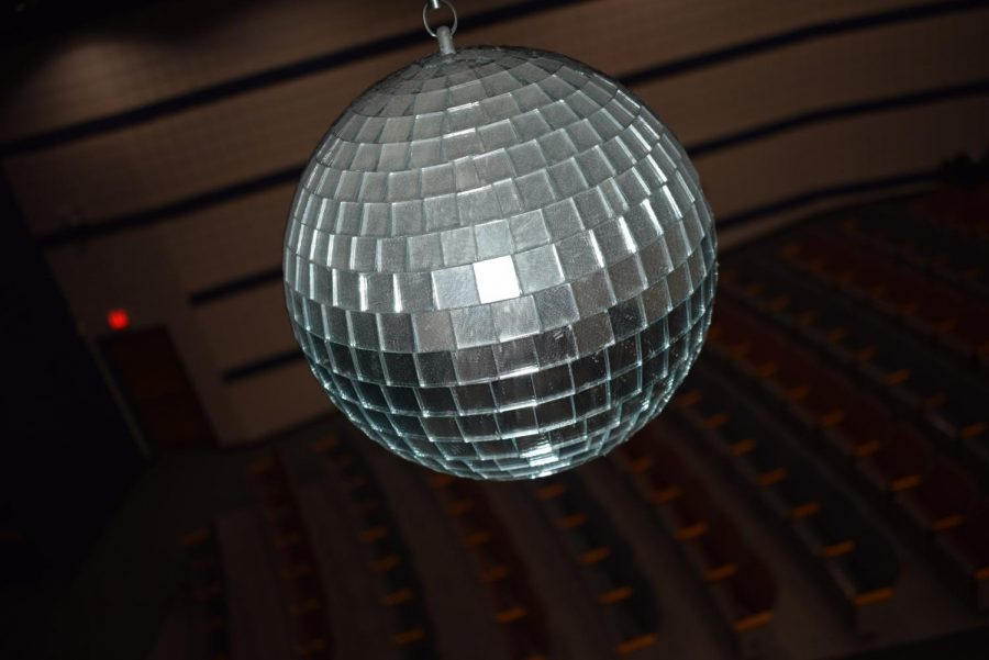 Auditorium+disco+ball