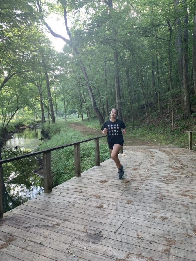 Cross Country Trail