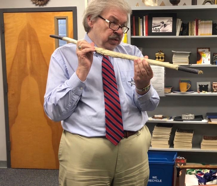 Mr. Lawson's Ruler