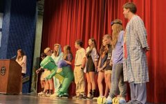 'There's No Place like Home-coming' theme for homecoming week