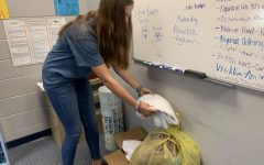 Students save animals in need with a new club