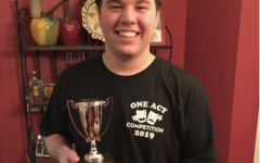 Newberry wins 'Best Actor' in One-Act competition