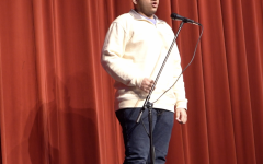Malholtra named winner in 'Poetry Out Loud' competition