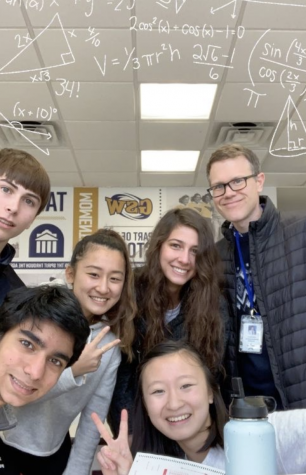 Math Team adds up to great experience
