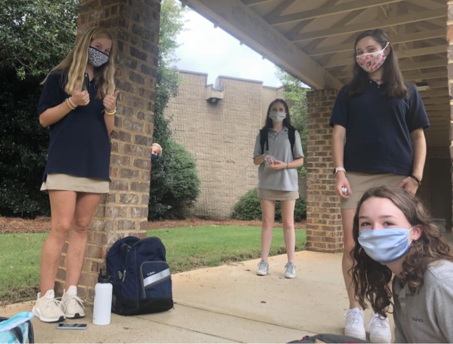 Caroline-socialdistance