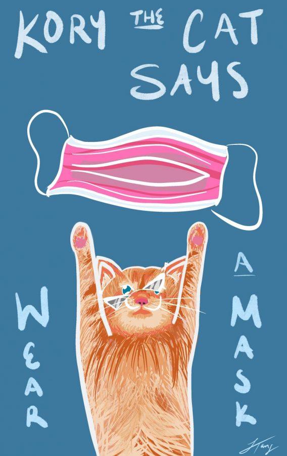 Kory the Cat Says …