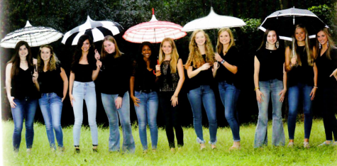 Homecoming court takes center stage Friday