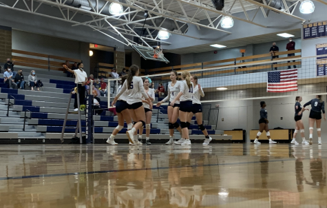Nagle, Jorgensen give volleyball team experience