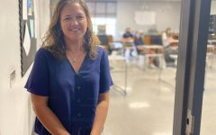 Science teacher Mrs. Lindsey Spillers worked at Dickeys Farms during the summers she was in high school