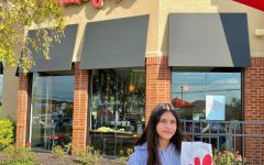 Gazebo news editor Annie Shih on a recent visit to Chick-fil-A
