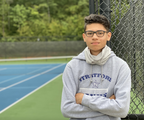 SENIOR SPOTLIGHT: Alyan Khoja