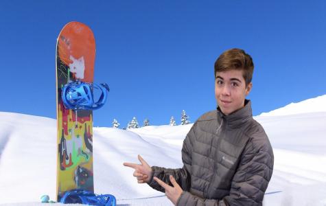 BURTON RIPCORD FLAT TOP SNOWBOARD (Brandon Firlotte)